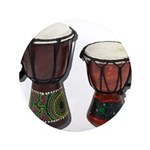 Djembe Drums 1 3.5