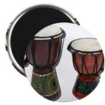 Djembe Drums 1 Magnet