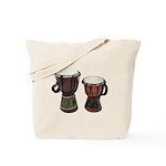Djembe Drums 1 Tote Bag