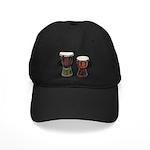 Djembe Drums 1 Black Cap