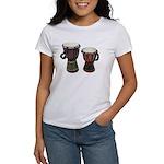 Djembe Drums 1 Women's T-Shirt