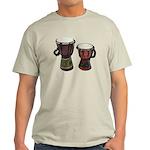 Djembe Drums 1 Light T-Shirt