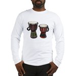 Djembe Drums 1 Long Sleeve T-Shirt