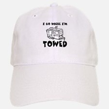 Towed Trailer Baseball Baseball Cap