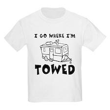 Towed Trailer T-Shirt