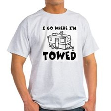 Towed Trailer T-Shirt