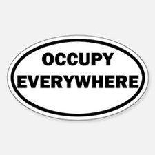 Occupy Everywhere Decal