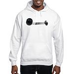 Ball Chain Gavel Hooded Sweatshirt