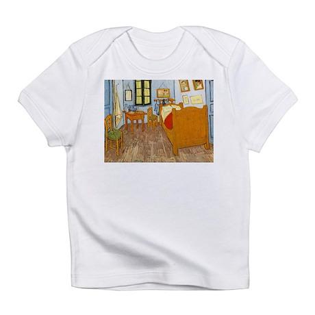 Vincent Van Gogh Bedroom Infant T-Shirt