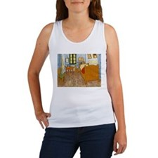 Vincent Van Gogh Bedroom Women's Tank Top