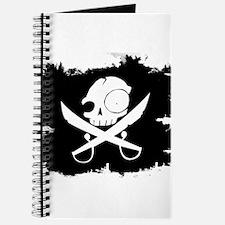 Cute Priate Journal
