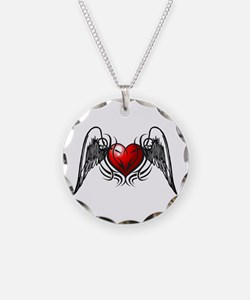 Tribal Wings Necklace