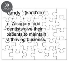Candy Definition Puzzle
