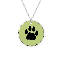 Cat Tracks Jewelry Necklace