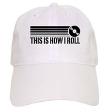 This Is How I Roll Vinyl Baseball Cap