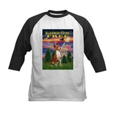 Blessed to be Free-Basenji Tee
