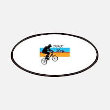 BMX Boy Patches