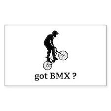 Got BMX? Decal