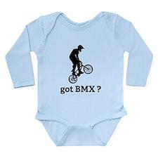 Got BMX? Long Sleeve Infant Bodysuit