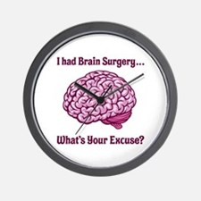 What's Your Excuse? Wall Clock