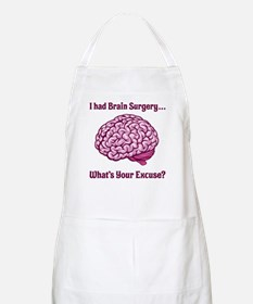 What's Your Excuse? Apron