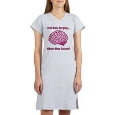What's Your Excuse? Women's Nightshirt