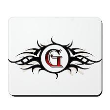 Tribal G Mousepad
