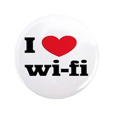 "i love wi-fi 3.5"" Button"