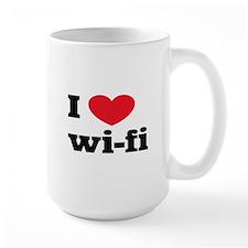 i love wi-fi Mug