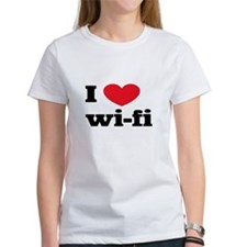 i love wi-fi Tee