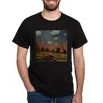 Evening Walk Dark T-Shirt