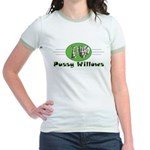 Pussy Willows Jr. Ringer T-Shirt