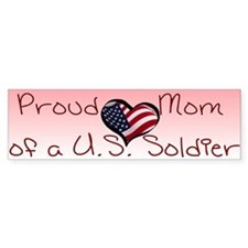 Proud Mom Car Sticker