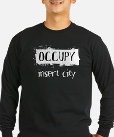 Occupy Your City T