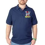 OYOOS Top Dog Star design Jr. Ringer T-Shirt