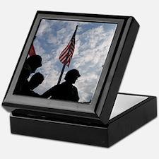 Cute Korean war memorial Keepsake Box