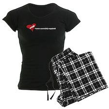 Red Heart Organic Pajamas