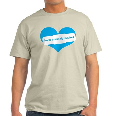 Red Heart Contemporary Light T-Shirt