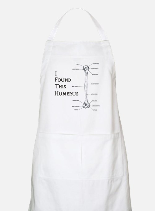 I Find This Humerus Apron