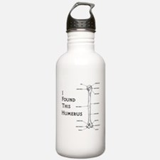 I Find This Humerus Water Bottle