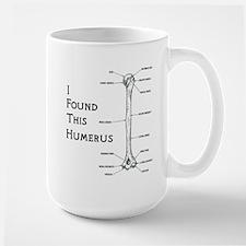 I Find This Humerus Ceramic Mugs