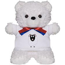 Sheep Design Teddy Bear