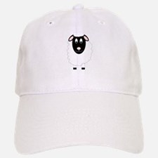 Sheep Design Baseball Baseball Cap