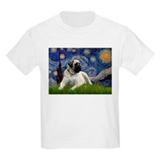 Starry Night Mastiff T-Shirt