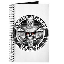 USN Master-At-Arms SkulMA Dol Journal
