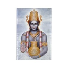 Dhanvantari Rectangle Magnet Magnets
