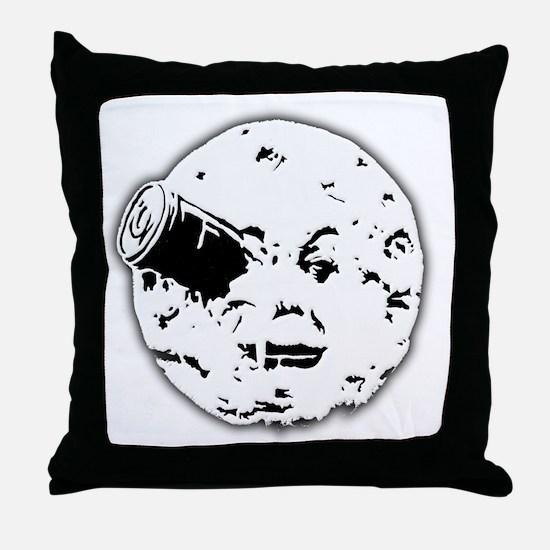 Le Voyage dans la Lune Hugo Moon Man Rocket Throw