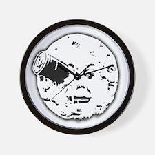 Le Voyage dans la Lune Hugo Moon Man Rocket Wall C