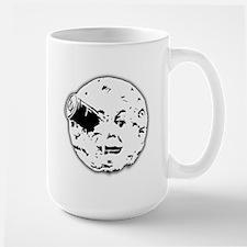 Le Voyage dans la Lune Hugo Moon Man Rocket Large