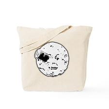 Le Voyage dans la Lune Hugo Moon Man Rocket Tote B